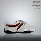 2012 new fashion design Germany-style low shoes men
