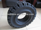 Anair rubber solid tire/Pneumatic shaped solid tyre