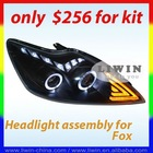 new hid projector headlight for fox