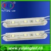Factory super brightness 3pcs 5050smd advertising led module waterproof