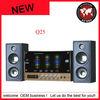 USB/SD/FM/RC 2.1 multimedia speaker