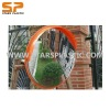 Round Traffic Convex Mirror for Traffic Safety UseST-CM-01