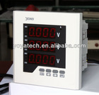 Good quality three phase digital voltage meter