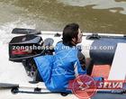 2 stoke 9.9 horse power outboard motor