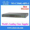 Layer 3 switch cisco WS-C3560G-48PS-S