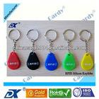 Silicone RFID Keyfobs
