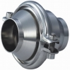 Sanitary grade welded check valve