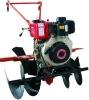 6.0HP CE gear-driven diesel rotary tiller cultivator