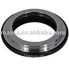 camera body and lens adapter