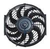car ac condenser fan 80w curve blade