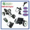 Folding LCD Digital Remote Control Golf Caddy (HMR-601Digital)