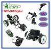 Folding LCD Digital Remote Control Golf Caddy (HMR-601Digital)