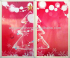 Christmas tree far infrared carbon crystal panel heater with CE,RoHS,EMC,GS
