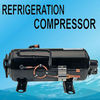 Hermetic refrigeration compressor replaced Danfoss compressor