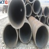 Stainless steel seamless pipe in construction