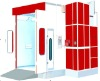 FY-4000 spray booth