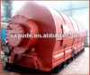 Fifth Generation Waste Tire Recycling Pyrolysis Equipment