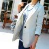 Fashion Women fashion blazer/jacket/suit nice cutting