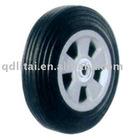 Rubber-powder wheel