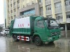 dongfeng garbage truck compactor