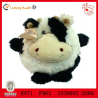 Ball Shaped Cow Pillow Pets