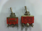 ON-OFF Toggle switch 2 ways and 3 ways 3pin 6 pins