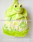 Fashion plush toy bag for kids