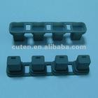 2012 New design Silicone rubber push button Switches