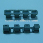 2012 New design Silicone rubber push button Switches