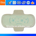 Sanitary Napkin with Herbal Medicine,with wings,night use,330mm
