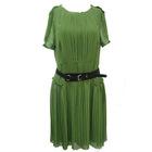2012 high fashion new designe elegant pleated dresses