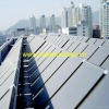 Hot!The European market special affordable solar system anoded oxidation heat pipe collector