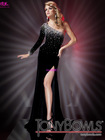 2013 Fashion Luxury Newest Prom Long Dresses /Gowns Sleeves