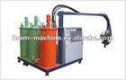 ABS high precison used pu foaming machine