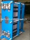 Stainless steel heat exchanging equipment