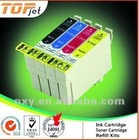 Compatible ink cartridge For Epson TX117 / T0711-T0714 Compatible ink cartridge