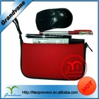 Multi function neoprene pen bag for both of adults and children