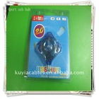High Quality Blue USB2.0 HUB USB 4 PORT 480Mbps New