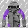 2012 New Design 100% Polyester Assorted Color 3 in 1 Waterproof Jacket