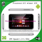 cheap tablet pc 7 inch android 2.3 1.0ghz mid