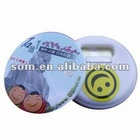 Button Promotional Plastic Bottle Openers