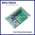 Xpo-2004.web TCP/IP Access Control Board with IE Browser for Four Doors