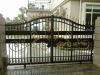 Iron Arbor Gate