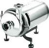 single stage sanitary pump stainless steel pump