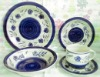 ceramic dinner sets,handpainted dinnerware set