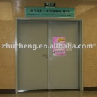 Fire Rated Door With CE (EN 1634-1:2008), UL (ANSI/10B, ANSI/10C), EI60 (GOST 30247.2-97) Certificates
