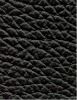 pvc leather sponge surface with designs and cloth backing