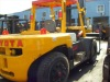 Used big toyota forklift 10ton
