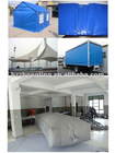 Custom made Canopy shade, tents , truck curtain,tarpaulins cover,water tank