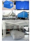 Custom made Canopy shade, tents , truck curtain,tarpaulins cover,water tank